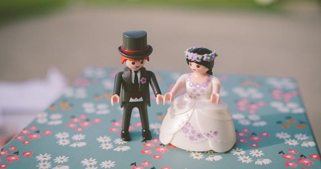 Égalité homme-femmes : le mariage